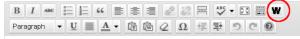 Ajax Whois button for WordPress visual editor