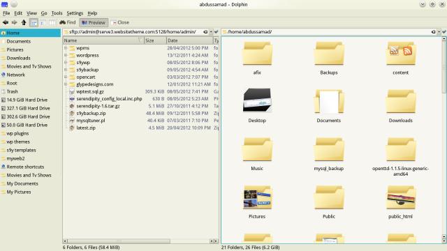 What is a GUI SFTP client for Linux? | Abdussamad com
