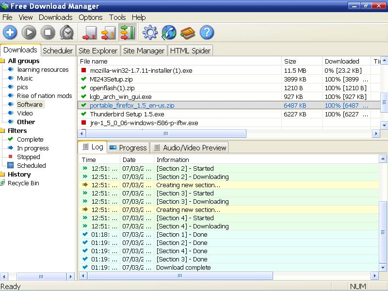 Free Download Manager | Abdussamad com